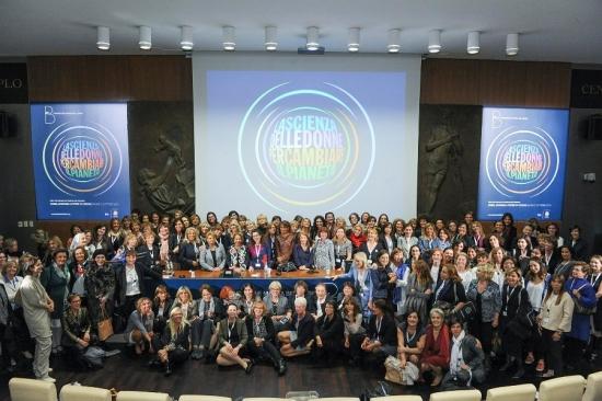 La scienza delle donne per cambiare il pianeta – 2-3 Ottobre 2015 Padiglione Italia EXPO Milano