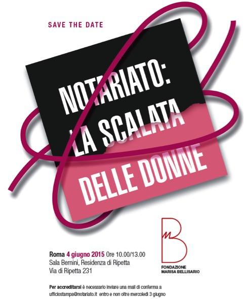 """(Italiano) Convegno """"NOTARIATO: LA SCALATA DELLE DONNE"""""""