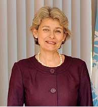 IRINA GEORGIEVA BOKOVA
