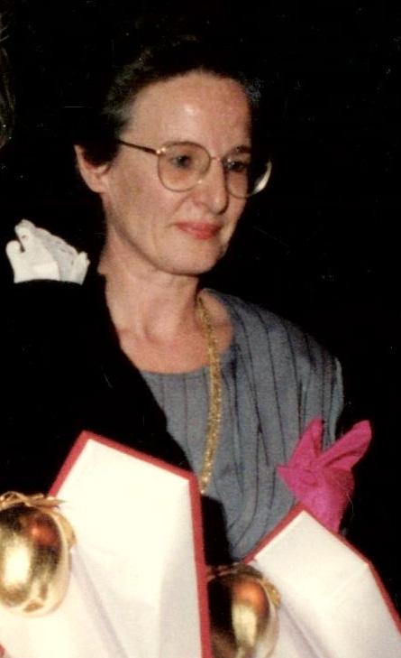 Anna M. Petroli Tofani