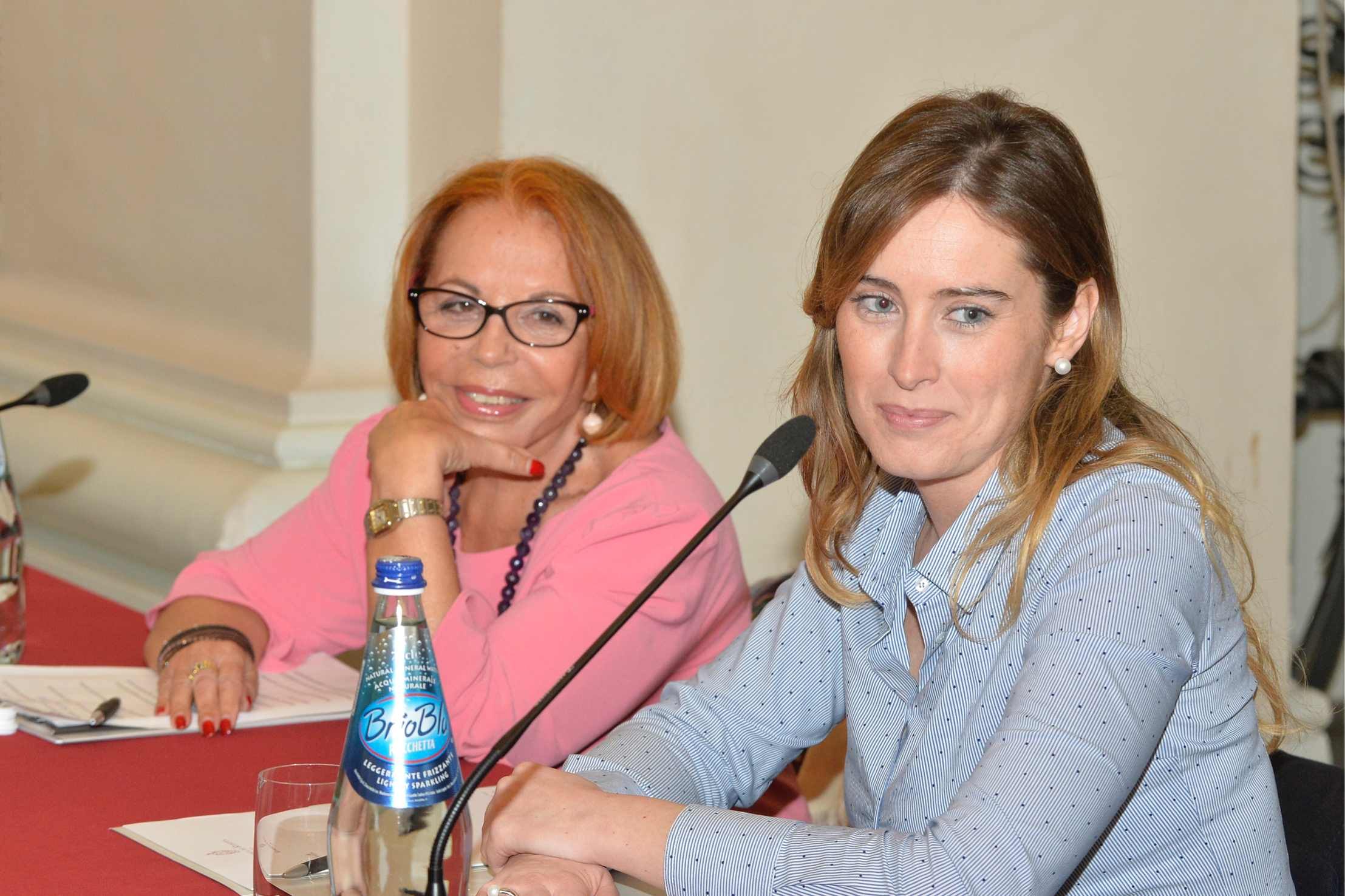 L'INCONTRO con Maria Elena Boschi