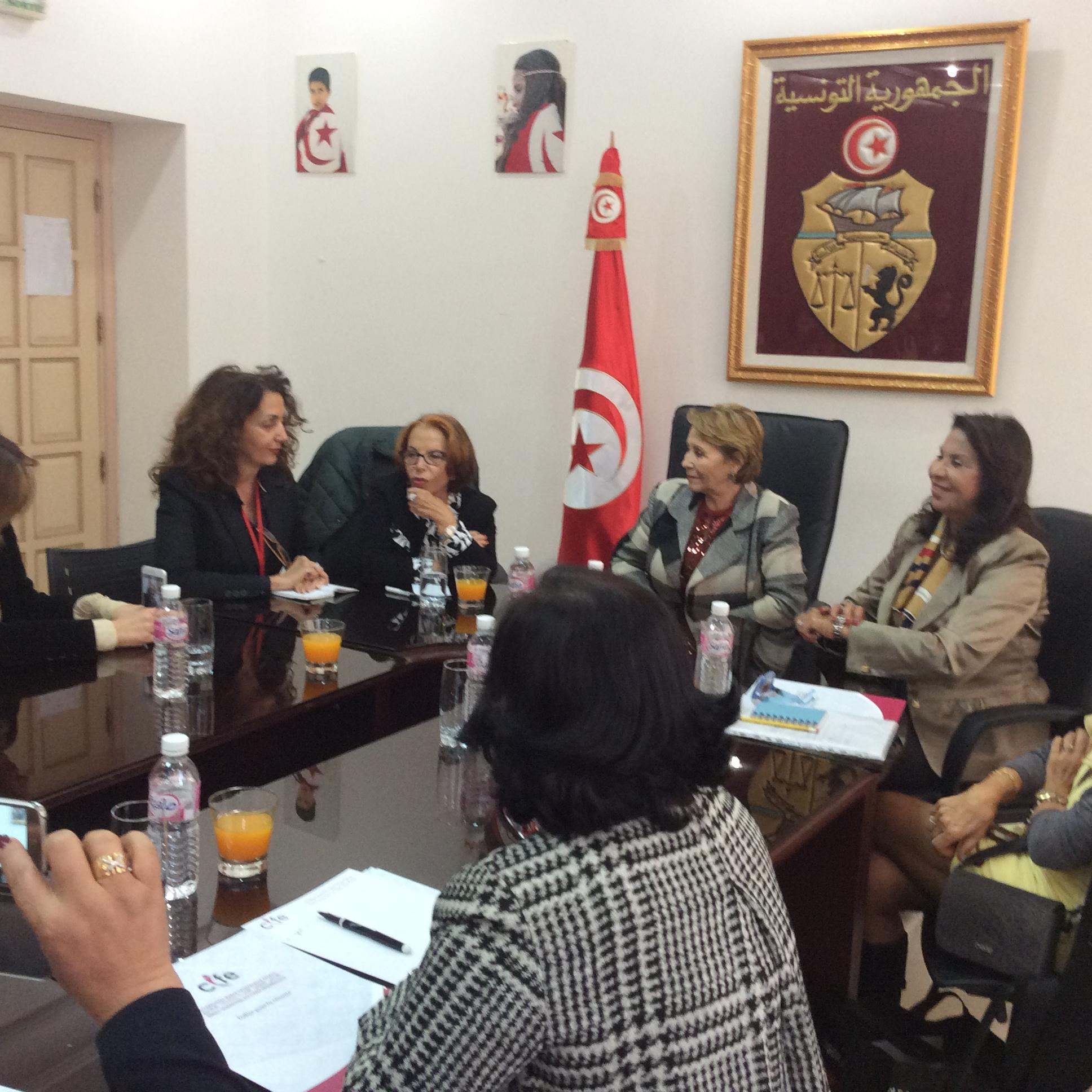 Tunisi: la Fondazione Bellisario e le imprenditrici del Cife
