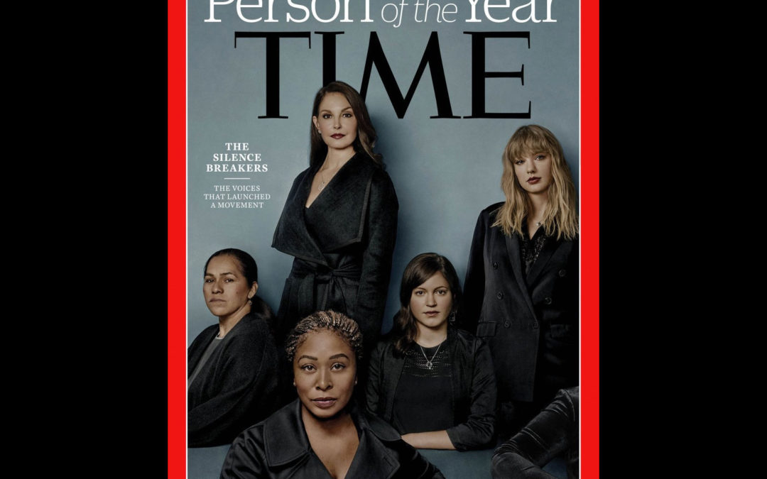 """Le """"Silence Breakers"""", Person of the Year 2017"""