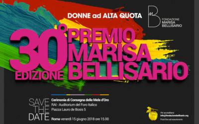 XXX EDIZIONE PREMIO MARISA BELLISARIO