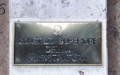 CSM: GOLFO, APPELLO A MATTARELLA E SPADAFORA PER SANARE VULNUS VERGOGNOSO