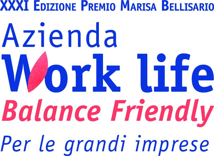 II edizione Premio Azienda Work Life Balance Friendly