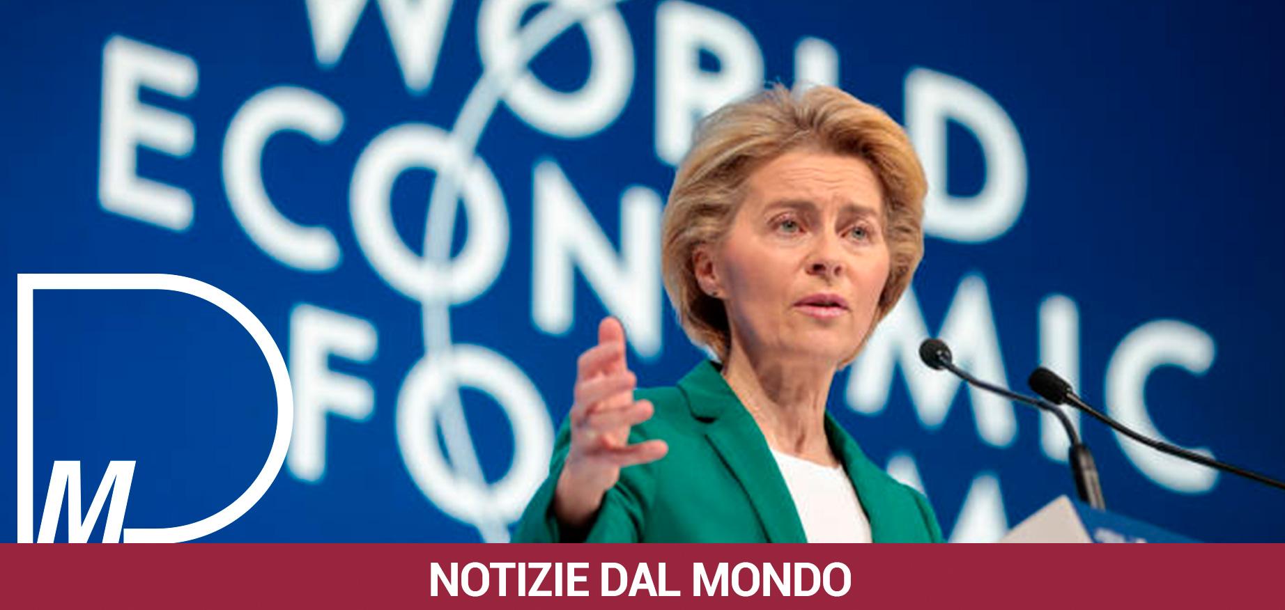 DAVOS SCUOTE L'ITALIA
