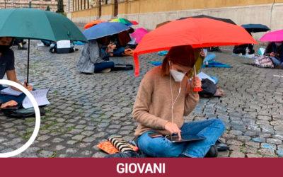 GIOVANI E COVID-19: STATI D'ANIMO E SOCIALITÀ IN PANDEMIA