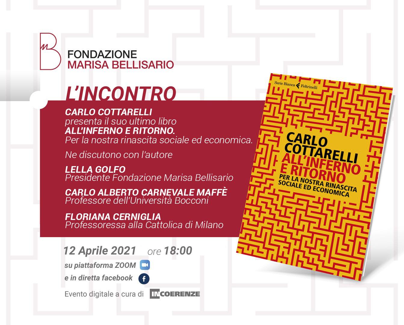 L'INCONTRO CON CARLO COTTARELLI